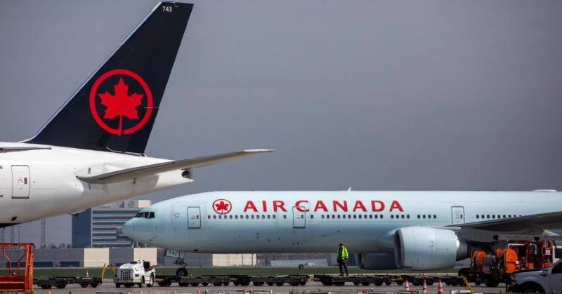 U.S. seeks $25.5 million fine from Air Canada over delayed refunds